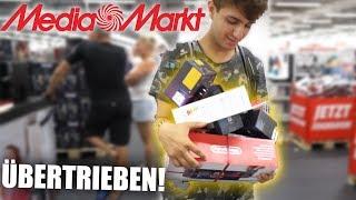 Viel zu TEURER Mediamarkt Einkauf! 😳