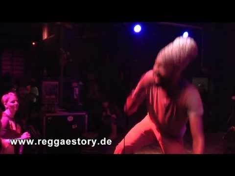 Lutan Fyah - She Nuh Waan Settle Down - 02.11.2013 YAAM Berlin - 6/9