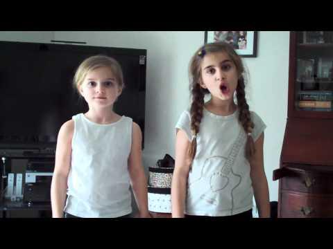 Kids pantomime Spike Jones'