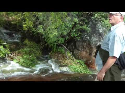Tarzan loosing his grip in our search for Inanke's Cave  Matobo Hills, Zimbabwe (Rhodesia)