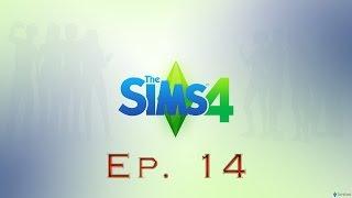 The Sims 4 еп. 14 - Нов член на семейството!