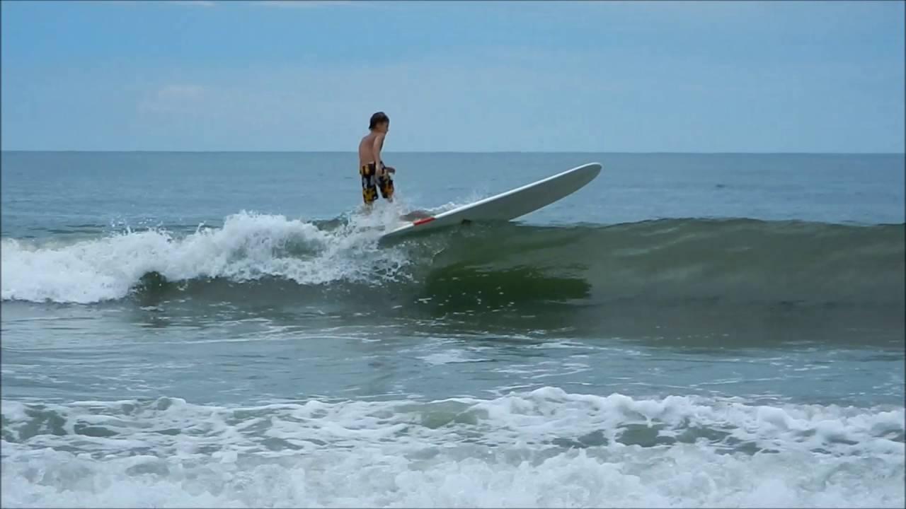 52afae012c August Powalie - Myrtle Beach Surfer - YouTube