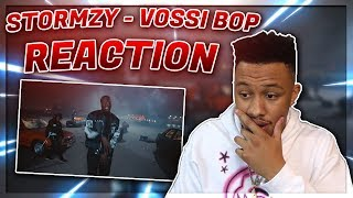 STORMZY - VOSSI BOP Reaction Video