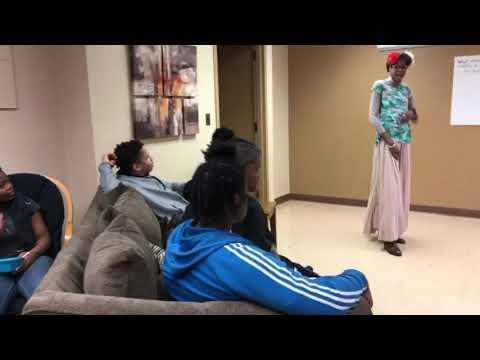 Yarnell's Spoken Word Clip at The New Standard Academy - Flint, Michigan