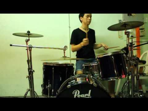 Pierce The Veil - Besitos ( Drum Cover )