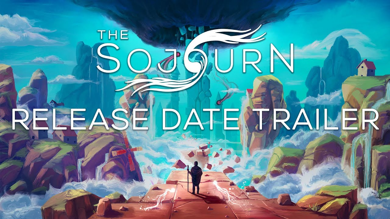 The Sojourn - Release Date Trailer