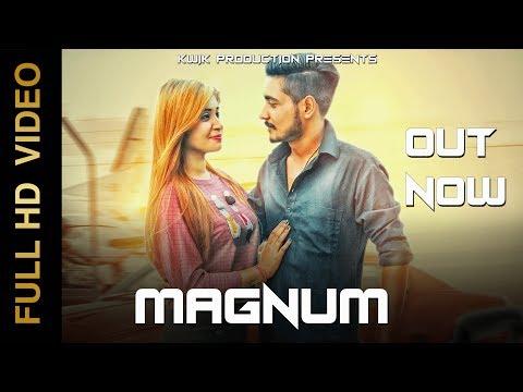 Magnum (Official )   Ravi Rao, Sahil Sandhu   Latest Haryanvi DJ Song of 2019   Dee Gaur