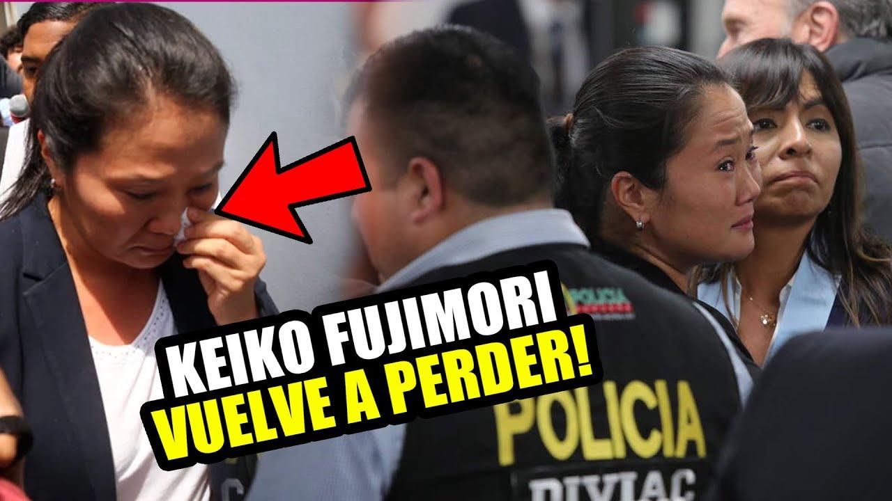 ULTIMO MINUTO KEIKO FUJIMORI pierde EN Electoral Especial 2021(SE PRERPARA PARA IR A LA CÀRCEL)😱