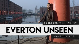 ANDRE GOMES STRIKES A POSE | EVERTON UNSEEN #33