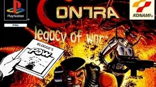 Contra : Legacy Of War POW!