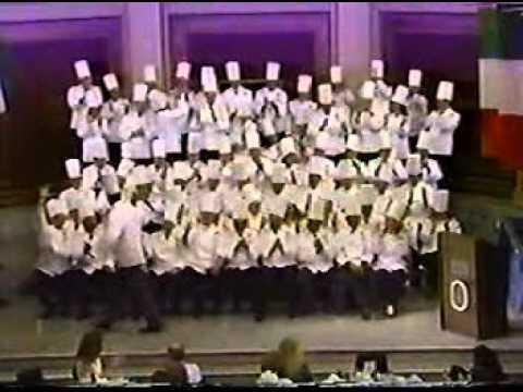 C.I.A. College Graduation  8-2-91