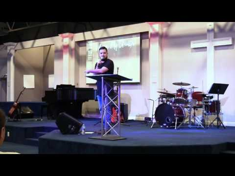 "Joshua Edwards @ the G.C.C.C. - ""From the Hand to the Heart"""