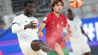 Чемпионат мира 2021 2 тур Португалия Сенегал