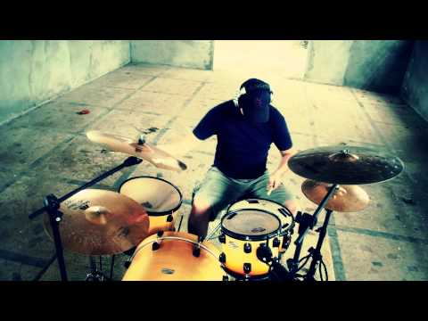 Swerve City  - Deftones | Drum Cover by Marlon de Oliveira