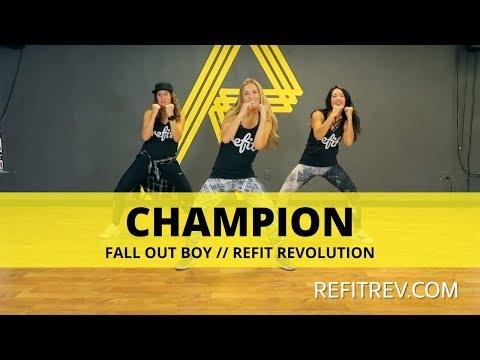 Champion  Fall Out Boy  REFIT® Revolution