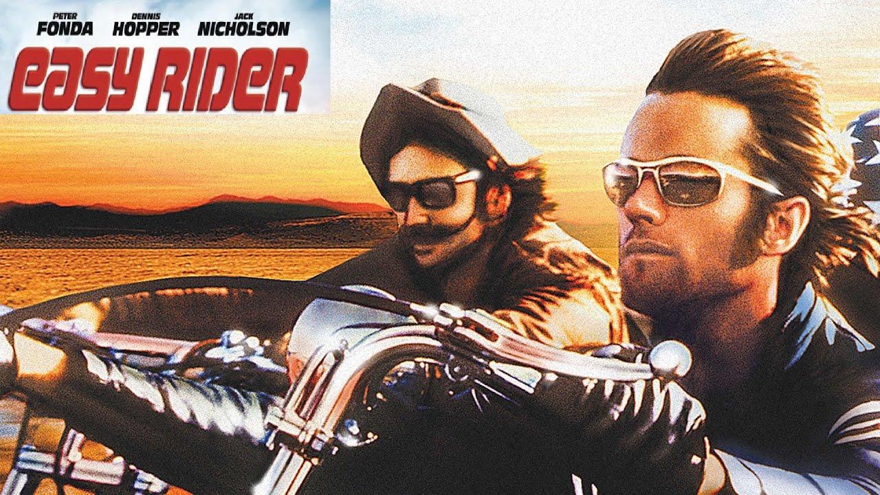 Easy Rider Film 1969 Trailer Italiano Youtube
