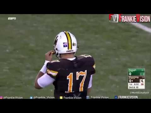 2018 First Sound - Josh Allen versus Hawaii