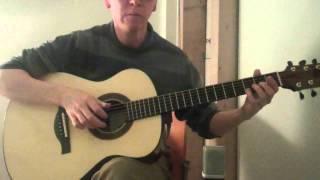 Maggie Cameron Richard Thompson cover Kostal guitar