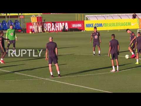 Brazil: Squad Begins Preparations For Copa America