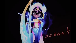 Sonnet Arena Game Play (Harp Magician First Look [HD])