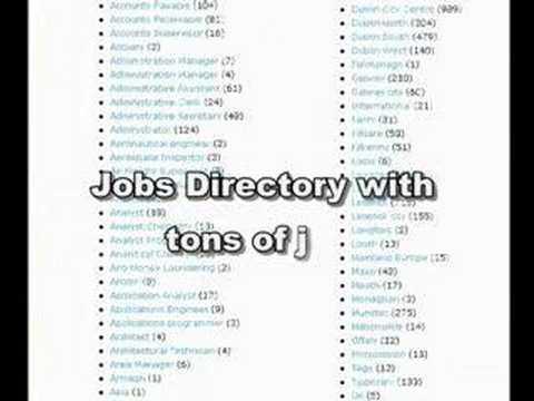 Finding Jobs in Ireland
