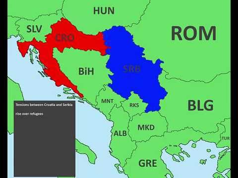 Balkan war simulation- Episode 1