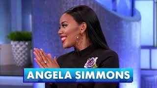 Wednesday on 'The Real': Angela Simmons, Steven Weber