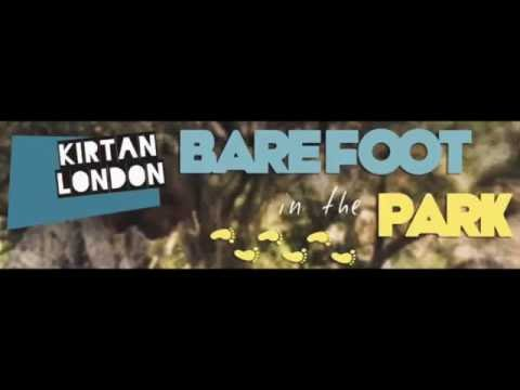 Ravi Pattni - Hare Krishna Kirtan - Barefoot in the Park - 24/07/2016