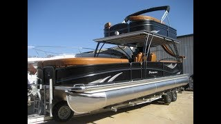 2018 Premier 310 Escalante Black-Out Edition is Stunning!