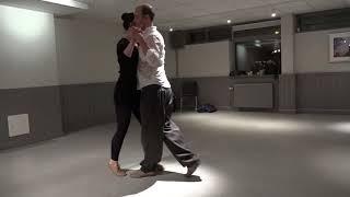Tangokompaniet - Musicality, rhythmical and lyrical tango - Daniel Carlsson & Cecilia Warfvinge