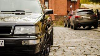 Audi V8 - Железная Фрау Ахт(http://vk.com/autotn - Паблик про немецкие тачки Отличный автос, не гоночный болид, но делает БАБАБАБА))) Музыкальный..., 2016-04-26T08:13:54.000Z)