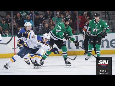 St Louis Blues Vs Dallas Stars Game 3 2019 Nhl Stanley Cup