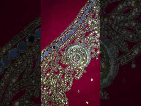 Indian Cutwork Three Piece