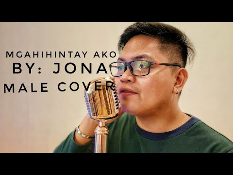 Maghihintay Ako By Jona Male cover