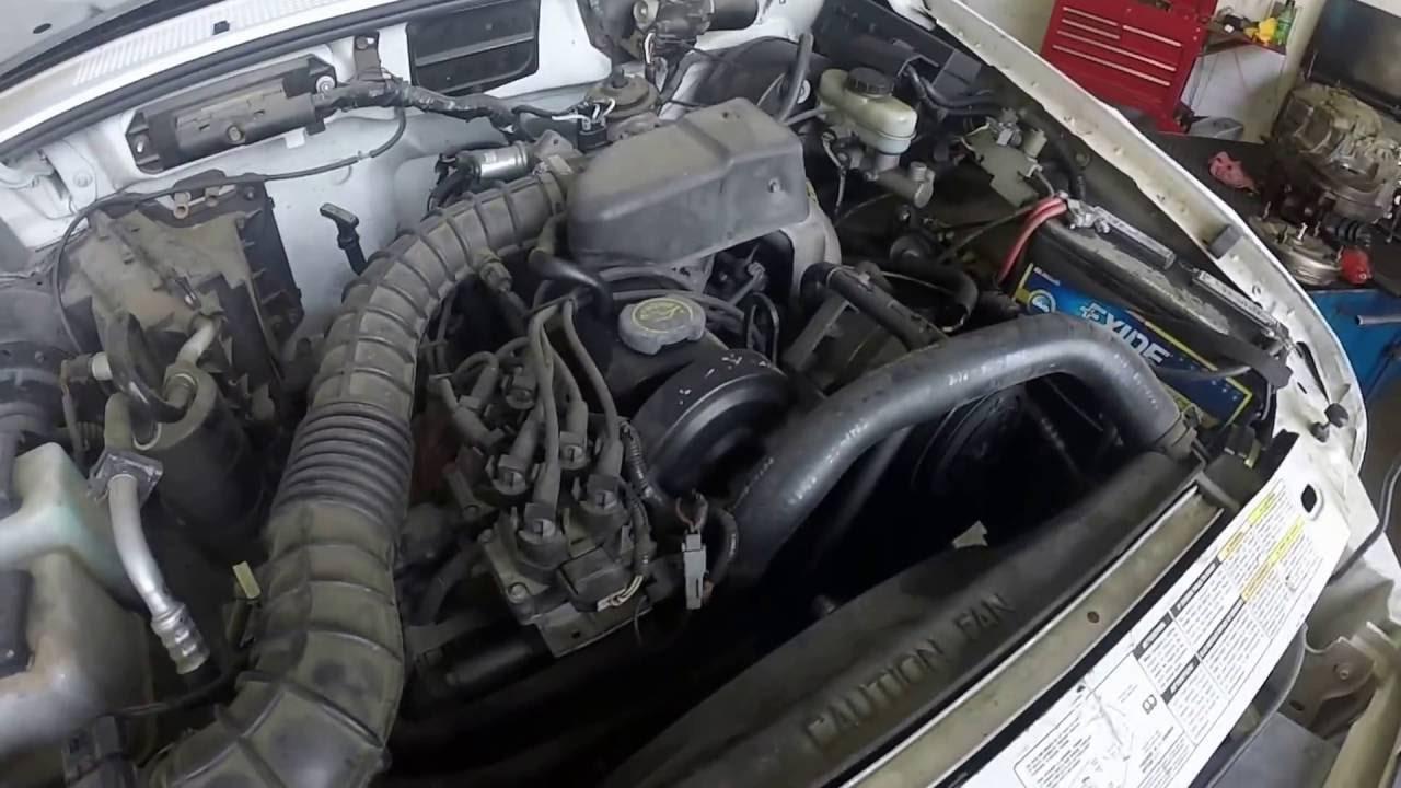 1998 ford ranger engine