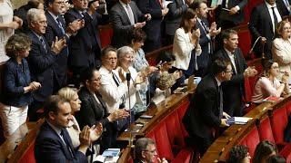 فرنسا: الجمعية الوطنية تتبنى مشروع إصلاح السكك الحديدية وتحيله لمجلس الشيوخ