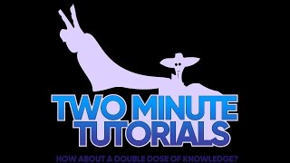 Two Minute Tutorials: The Importance of Anti-Airing