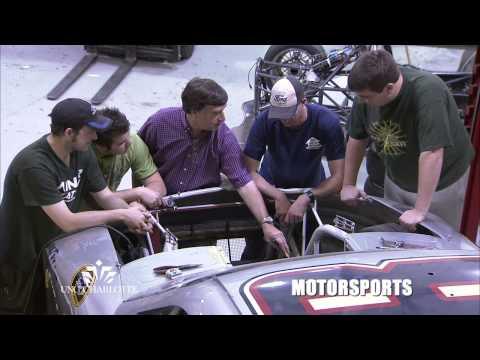 Motorsports Engineering at UNC Charlotte