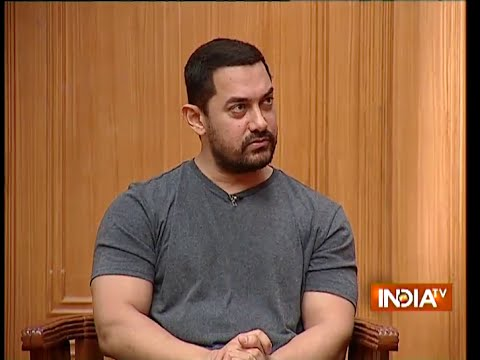 Aamir Khan in Aap Ki Adalat (Full Interivew)