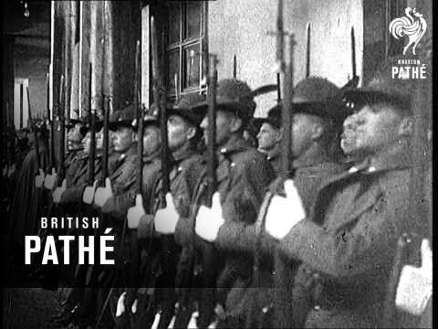 Hitler & Mussolini Meet (1940)