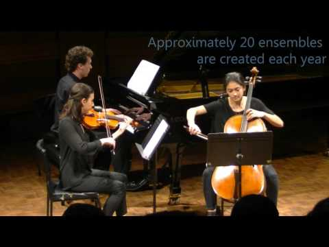 WA Young Artists Chamber Music Program 2017 - What's it all about?