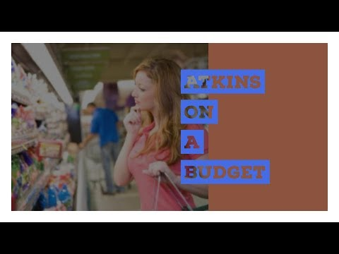 Atkins on a budget