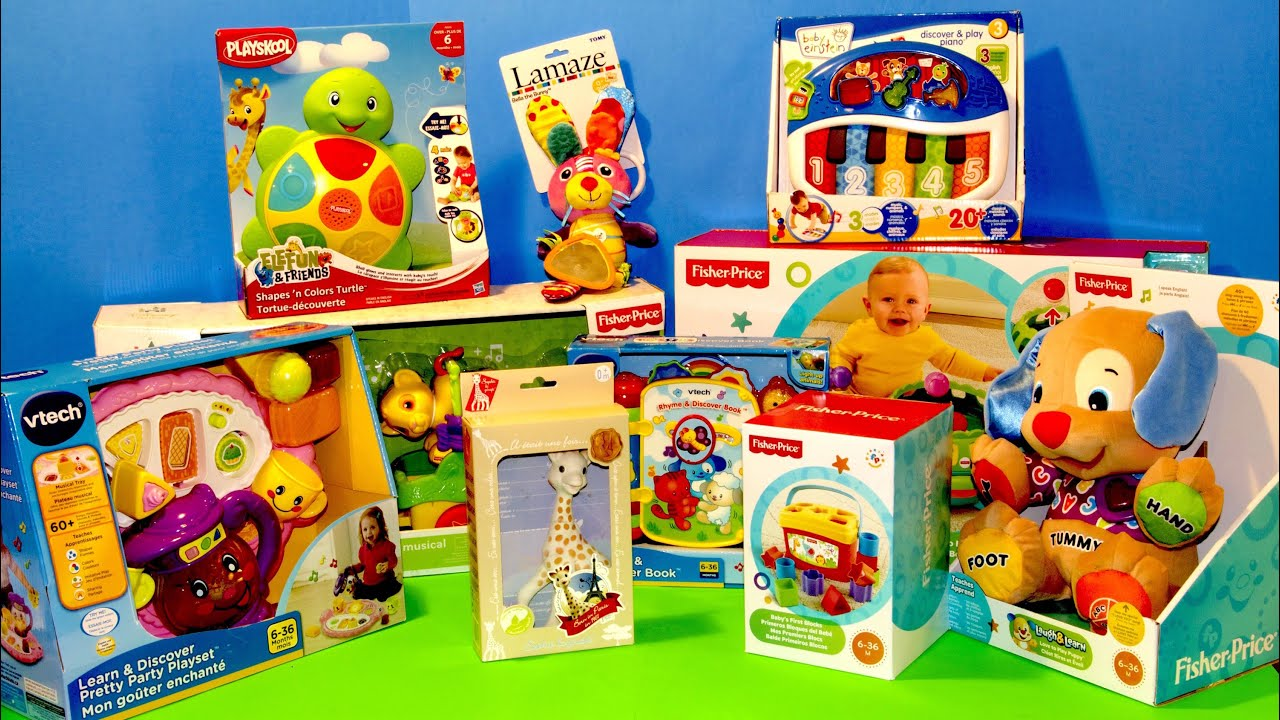 Baby Toys Top Ten of 2015 Review