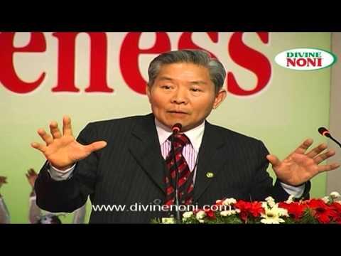 Dr. Tom Wu  World Wellness Womens Congress 2009