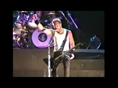 Metallica - Live at Lollapalooza, Chandler, AZ, USA (1996)