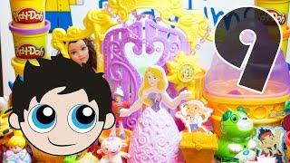 Episode 9: Play-Doh Edition: Finn the Human, Playdoh, Tick Tock Croc, Barrel, Dusty Crophopper