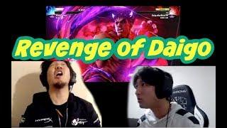 [Taunt Series Part3] Daigo Tests Nemo with Raging Demon / Daigo (Kage) vs Nemo (Gill)