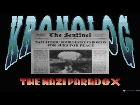 Kronolog - The Nazi Paradox gameplay (PC Game, 1993) thumbnail