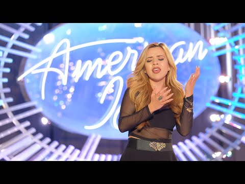 American Idol Audition - Elia Esparza - One and Only by Adele