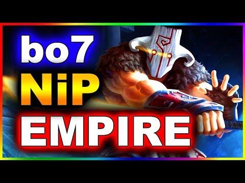 NiP vs EMPIRE - Bo7 GRAND FINAL - WePlay! Tug of War: Radiant DOTA 2